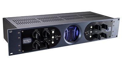 NEW Manley Labs Nu Mu Stereo Limiter Compressor NuMu 2-Channel