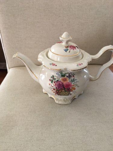 crown dorset teapot