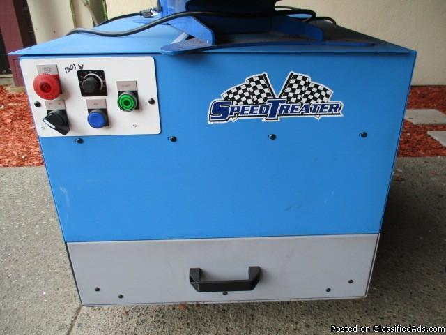 SpeedTreater-TX Automatic Pretreat Machine RTR# 6101157-01