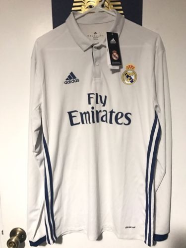 Real Madrid Benzema Soccer Jersey