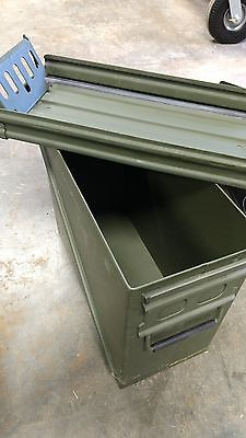 Large 20 MM Ammo Can Military Surplus