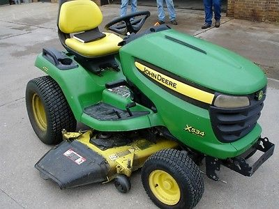 2008 John Deere X534 Garden Tractors