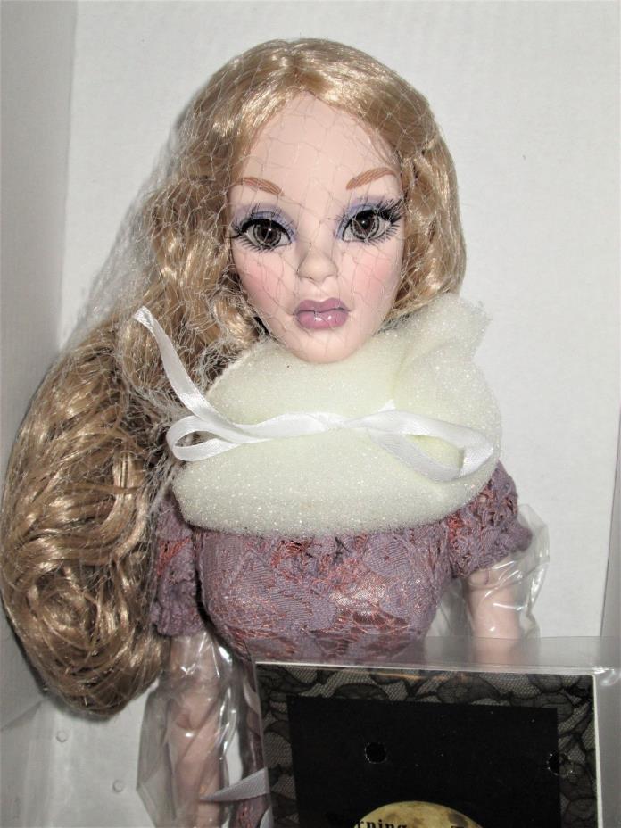 Tonner Wilde Imagination Evangeline Ghastly Gothic Rose Parnilla Doll