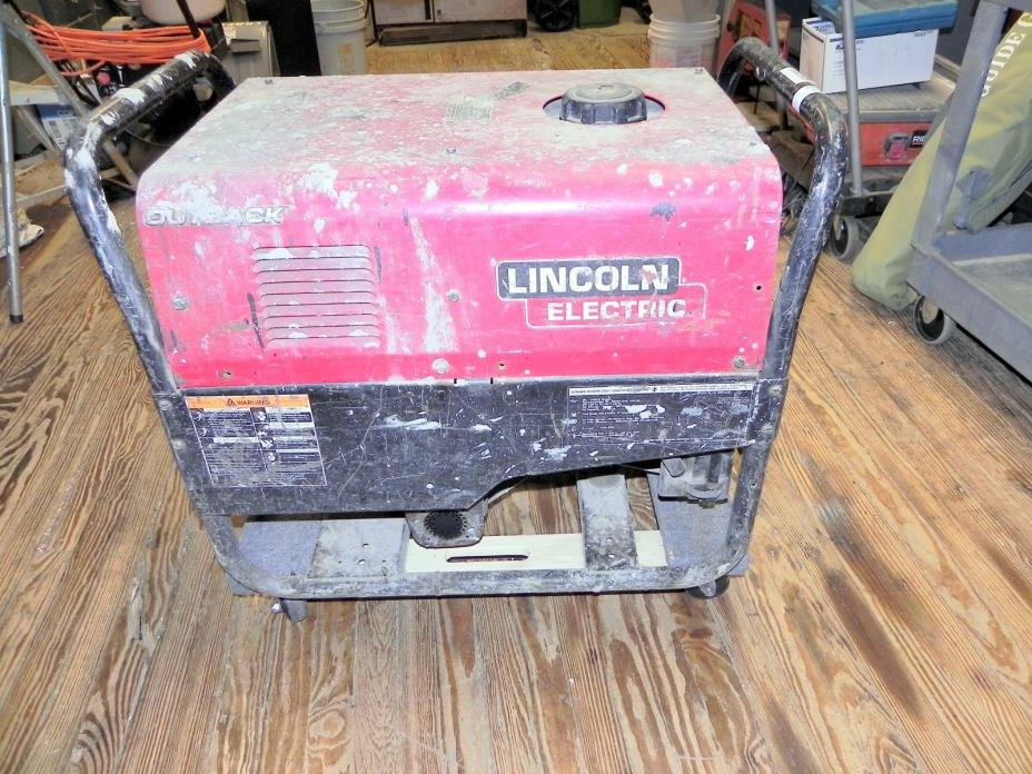 Lincoln Outback 145 Welder Generator K2707-1 * USED * LOCAL PICKUP ONLY *