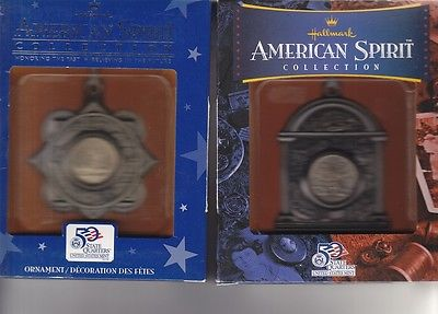 State Quarters, Christmas Decorations, Grp 4 (S6020)