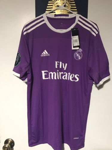 Real Madrid C. Ronaldo Jersey