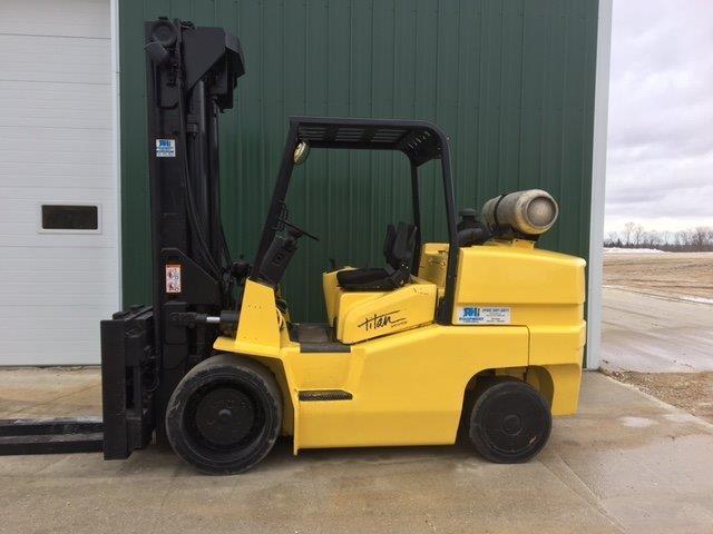 2004 Hoist F200 Forklift 20,000# Forklift Lift Truck
