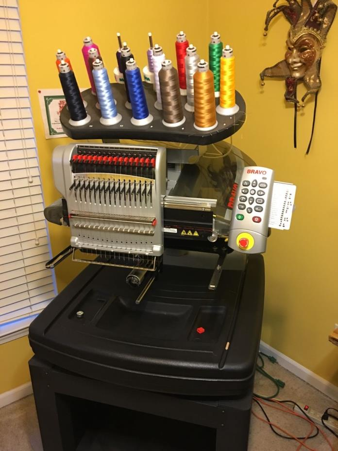 used melco embroidery machine for sale