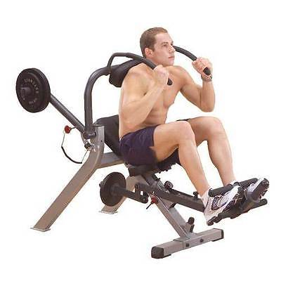 Semi-Recumbent Ab Bench [ID 23728]