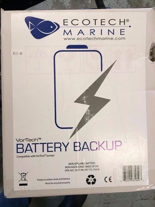 Battery Backup EcoTech Marine EcoTech Marine Vortech