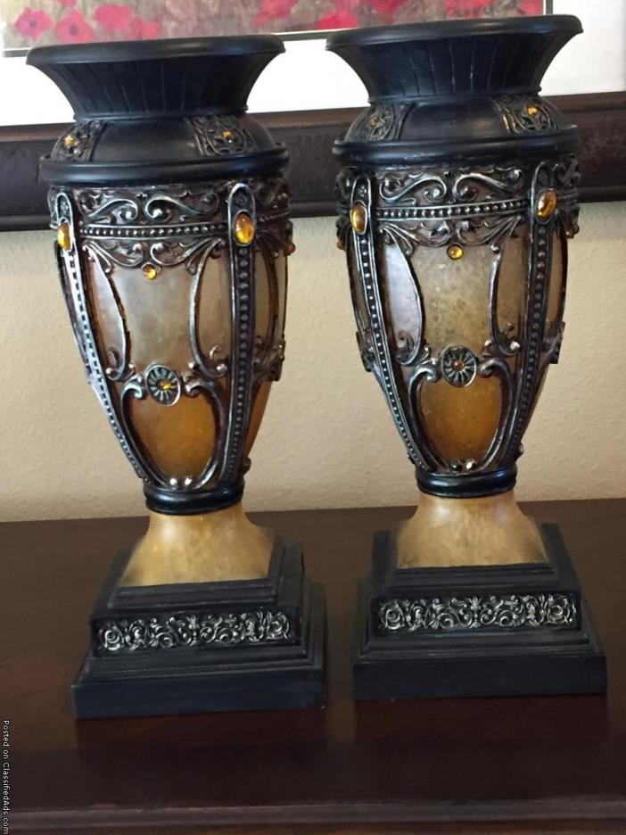 Pair of  Decorative Vases