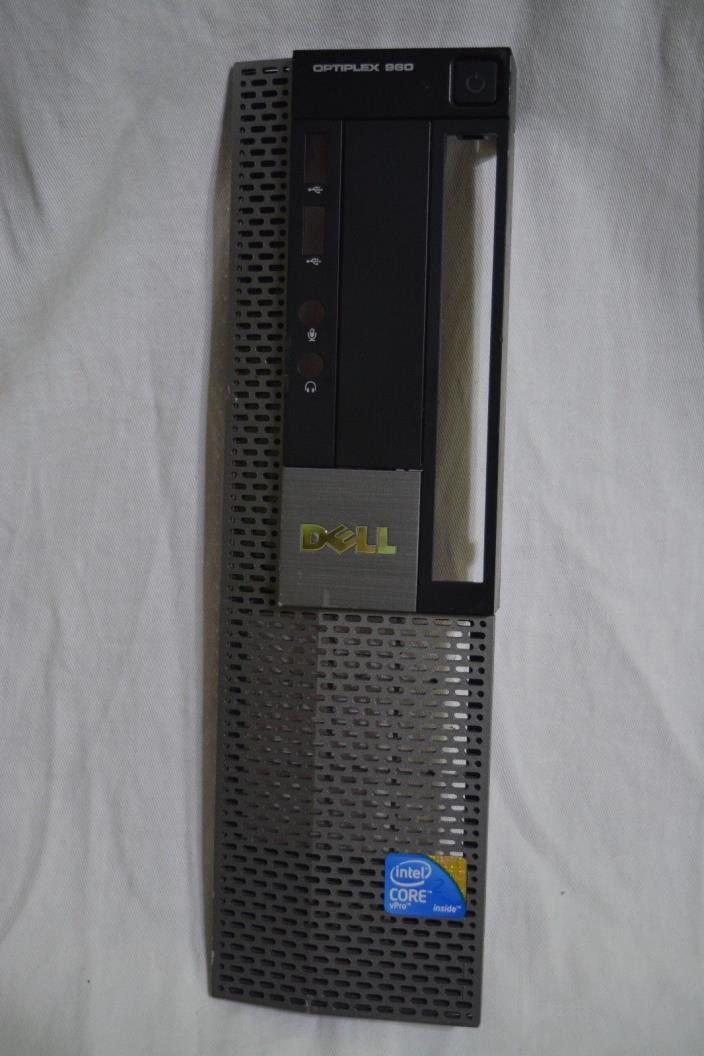 Genuine Dell Optiplex 960 Computer Front Bezel Cover SFF R860D M143D