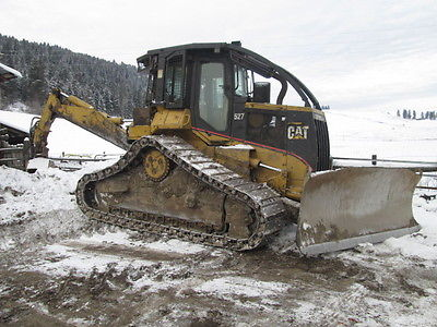 2010 CATERPILLAR 527 Forestry & Logging