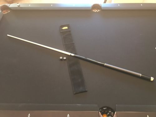 Predator 8K-1 Pool Cue-314-3 UniLoc 12.75mm-Blk Canadian Maple+Jt. Caps & Case