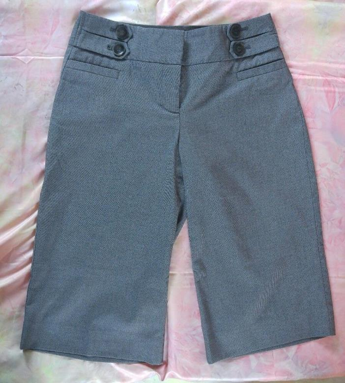 The Limited Dress Bermuda Shorts Brown size 4
