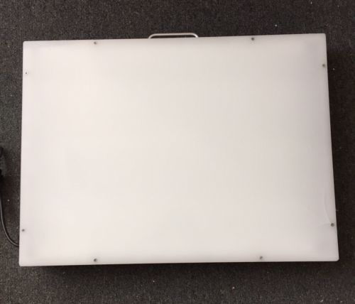 Gagne 'Porta-Trace' 1824-3C 60w Stainless Steel Lightbox  18
