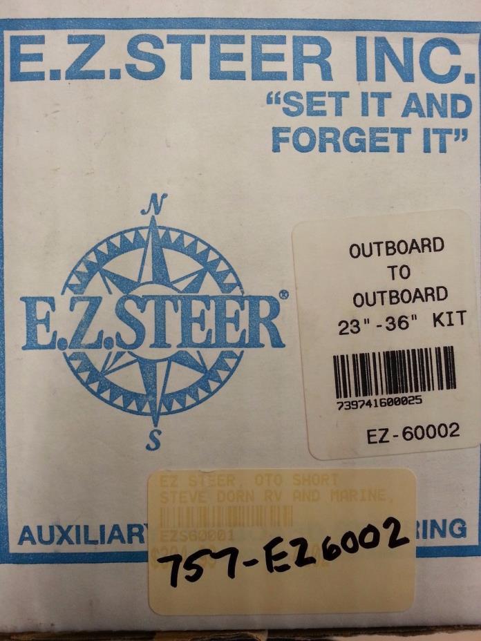 EZ Steer Kit EZS60001  EZ STEER KIT OTO (STANDARD)