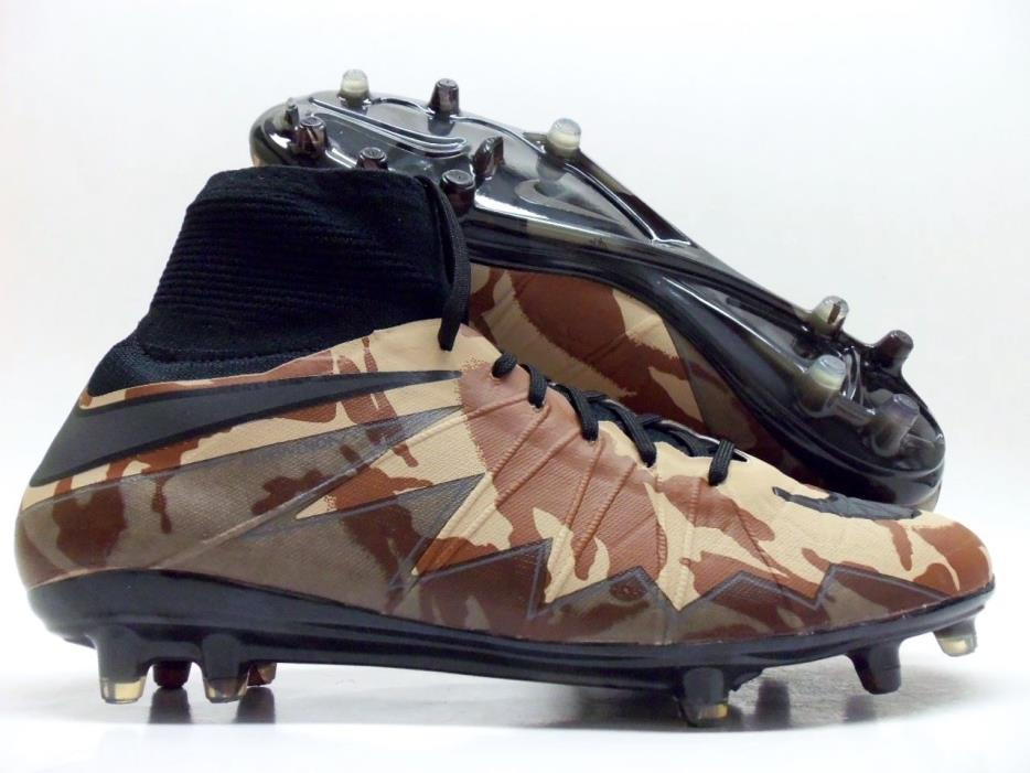 NIKE HYPERVENOM PHANTOM II SE FG SOCCER CLEAT CAMO SIZE MEN'S 11.5 [835367-200]