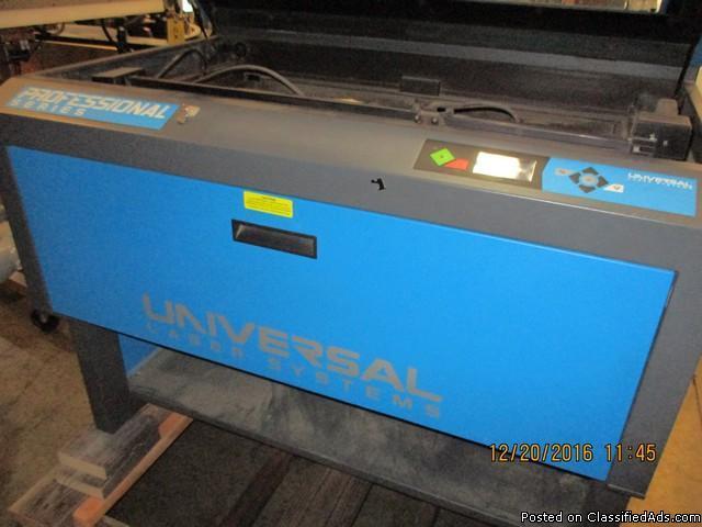 2010 ULS PLS 6.150D Platform Laser RTR#6114461-01