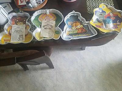 vintage cake pans