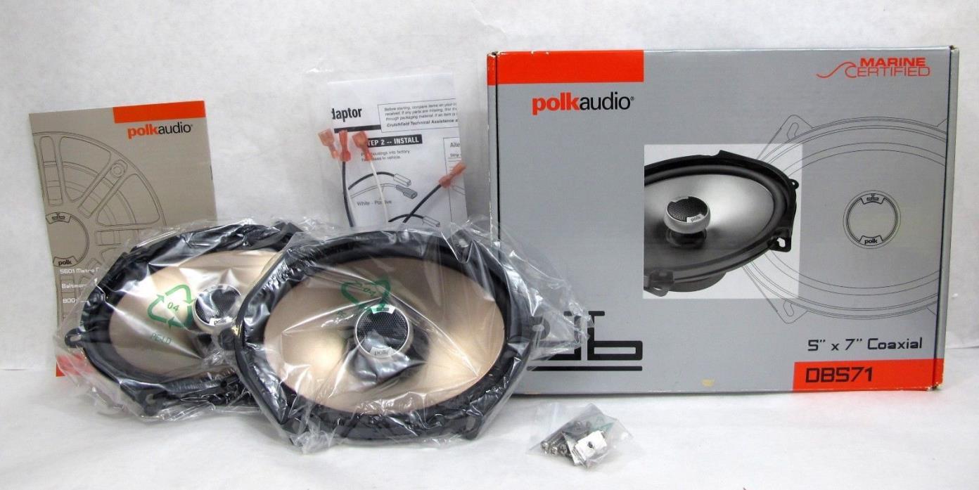 Polk Audio DB571 5X7