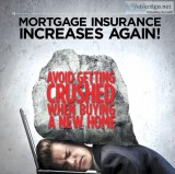 Mortgage insurance increases again