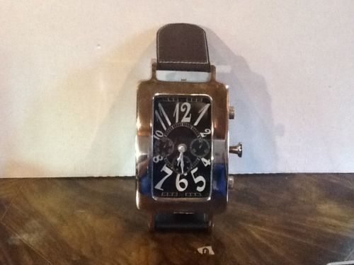 Wrist Watch Wall /Desktop Clock Tall Huge Jumbo Big Watch
