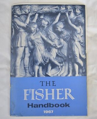 The Fisher Handbook 1967 on Vintage Stereo Equipment