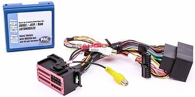 NEW PAC BCI-CH41 NAVIGATION UNLOCK AND BACK-UP CAM INTERFACE FOR SELECT CHRYSLER