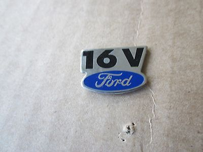 Ford Focus 16V Engine Lapel, Hat Pin