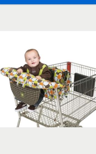 Jeep Shopping Cart and High Chair Cover, Baby Chair Cart ect.