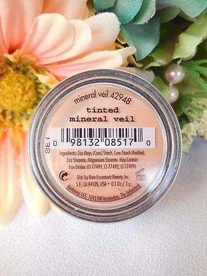 BARE ESCENTUALS bareMinerals *** TINTED MINERAL VEIL *** 3g Med Size New/Sealed