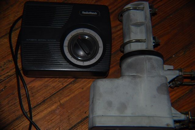 Radio Shack Antenna Rotator System - TV HAM CB  Rotor