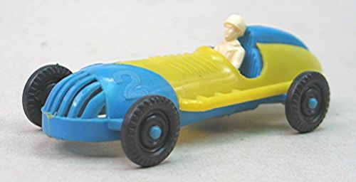 Vintage  Plastic Race Car