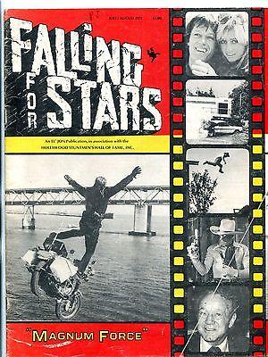 Falling for Stars Magazine July 1974- Magnum Force- Long Ranger- Stunt Men