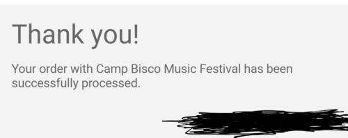 Camp Bisco 2017 festival + camping pass great deal!