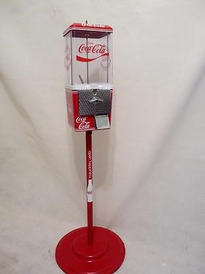 vintage gumball machine small candy vending machine  COCA COLA