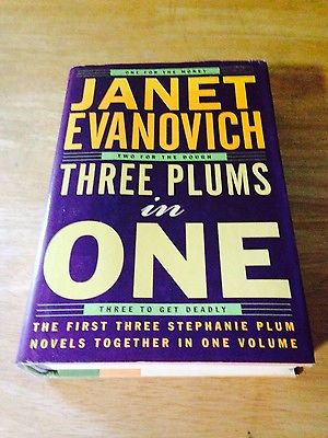 Janet Evanovich Three Plums in One