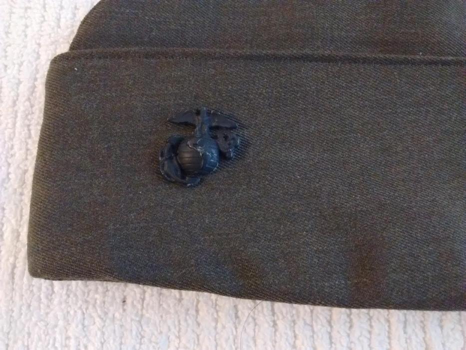 US Military Garrison Cap Envelope Hat  6 5/8