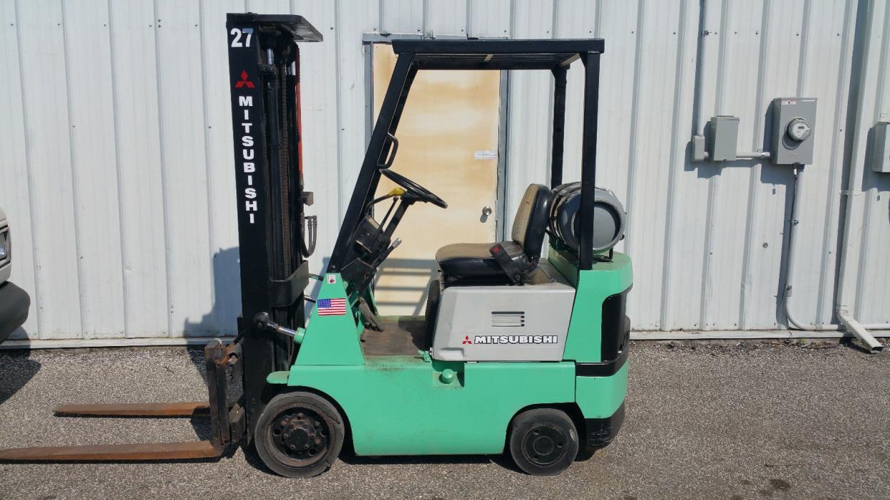 MITSUBISHI FGC15 Forklift