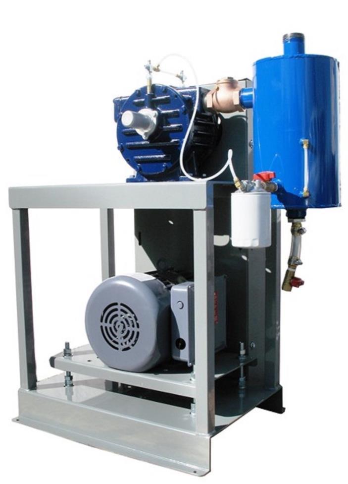 M Style E7.5 Dairy Milk Vacuum pump