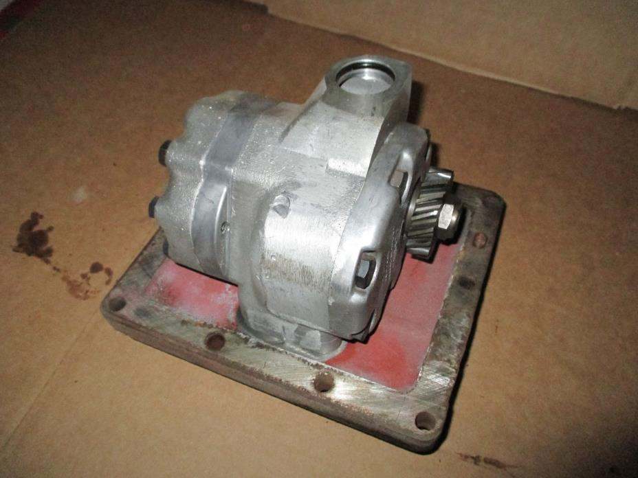 Farmall Hydraulic Pump : Hydraulic pump farmall for sale classifieds