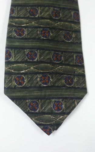 BARRINGTON MENS NECK TIE - 100% SILK