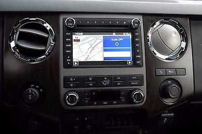 2008 FORD F250-F350-F450-F550 Super Duty OEM Factory Navigation Radio
