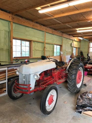 Ford 8n Tractor! Classic