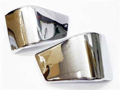 Chrome Side Fairing Cover for 1997-2003 Honda Shadow ACE VT 400 750 VT400 98 99
