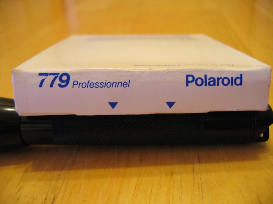 Polaroid instant 779 Professional Film - EXPIRED