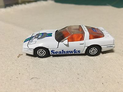 Corgi Seattle Seahawks Chevy Corvette NFL Car