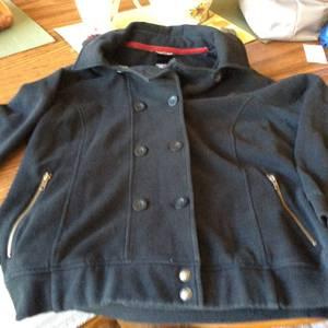 Women's HD Pea Coat (Kittery)