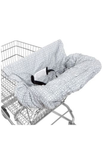 En Babies Waterproof 2 In 1 Shopping Cart High Chair Cover NEW Carry Bag Unisex